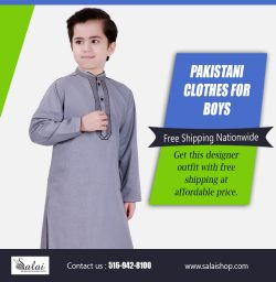 Pakistani Clothes for Boys