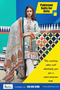 Pakistani Suits for Girls