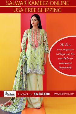 Salwar Kameez Online USA Free Shipping