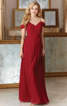Red Bridesmaid Dresses UK