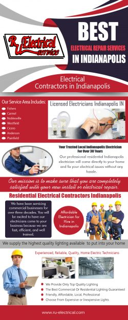 Best Electrical Repair Services In Indianapolis
