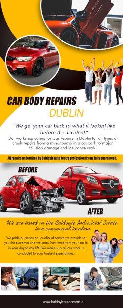 car body repairs dublin