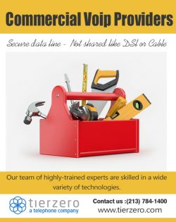 Commercial Voip Providers