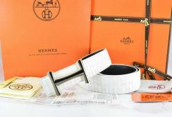 Hermes H Belts In Yellow Epsom Calfskin And Gold Metal Buckle hermesbelt.us.com