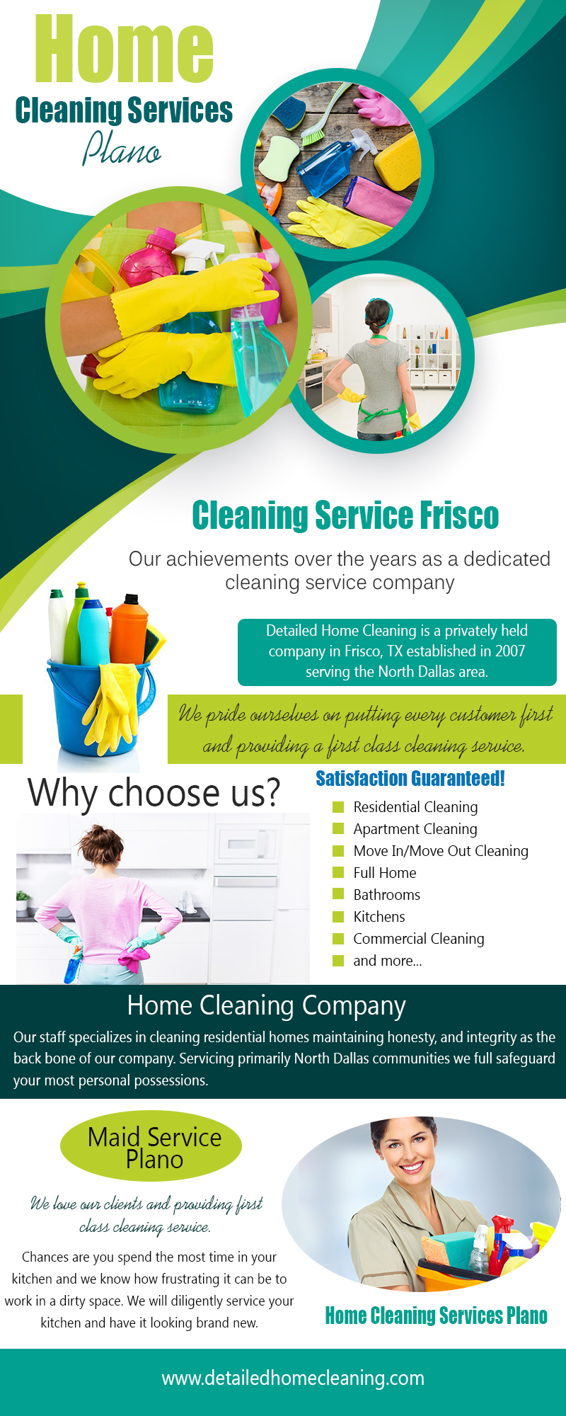 Home Cleaning Services Plano