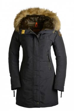 Parajumpers Denali Woman Outerwear Black Online parajumpersoutlet.name