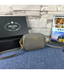 Prada Saffiano Leather Briefcase In Black Discount prada-handbagsoutlet.net