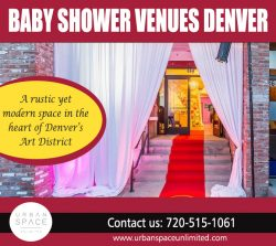 Baby Shower Venues Denver