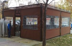 cerramiento de bares