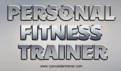 Personal Fitness Gym Trainer