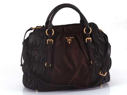 Prada J05K Handbags in Blue Authentic prada-bagsoutlet.net