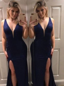 Cheap Plus Size Prom Dresses, Full Figure Big Prom Gowns On Sale