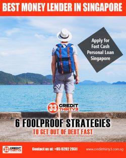 Best Money Lender in Singapore | https://www.creditthirty3.com.sg/