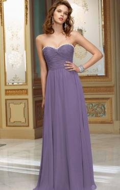 Best Orange Bridesmaid Dress LFNAE0075
