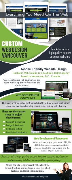 Custom Web Design Vancouver