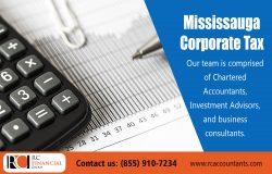Mississauga Corporate Tax