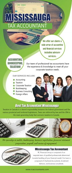 Mississauga Tax Accountant