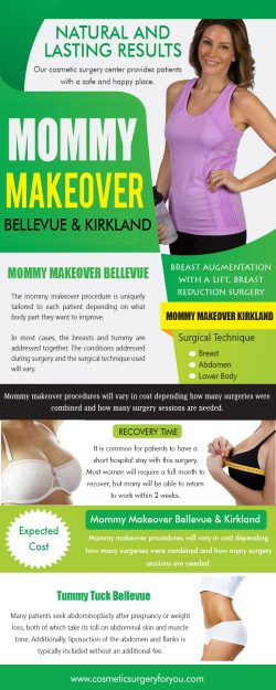 Tummy Tuck Bellevue