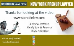New York Prenup Lawyer
