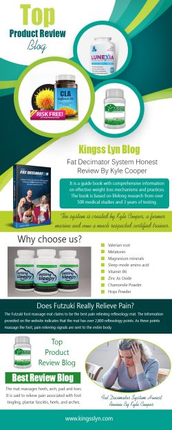 Top Product Review Blog   http://www.Kingsslyn.Com