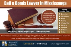 Bail & Bonds Lawyer In Mississauga