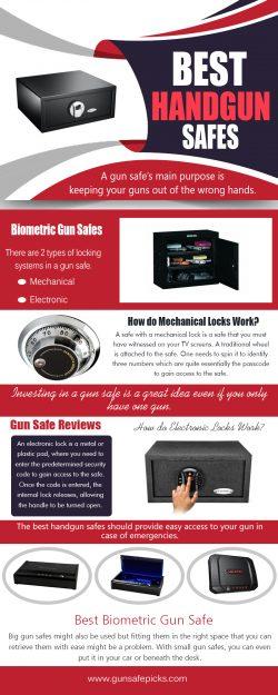 BestHandgun Safes