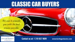 Classic cars online