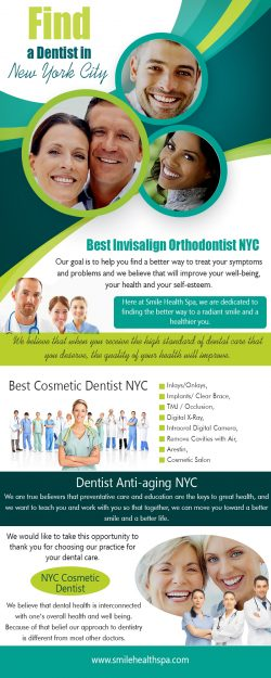 Find a Dentist in New York City | http://www.smilehealthspa.com/contact-us/