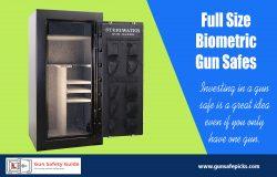 Full Size Biometric Gun Safes