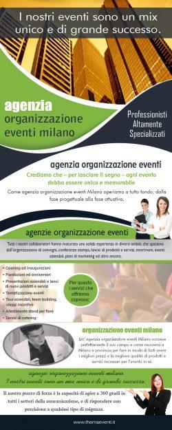 agenzia organizzazione eventi milano
