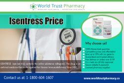 Isentress Price | worldtrustpharmacy.co