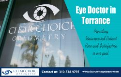Eye Doctor in Torrance