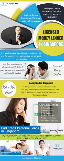 Licensed Money Lender in Singapore | 6562912210 | katongcredit.com.sg
