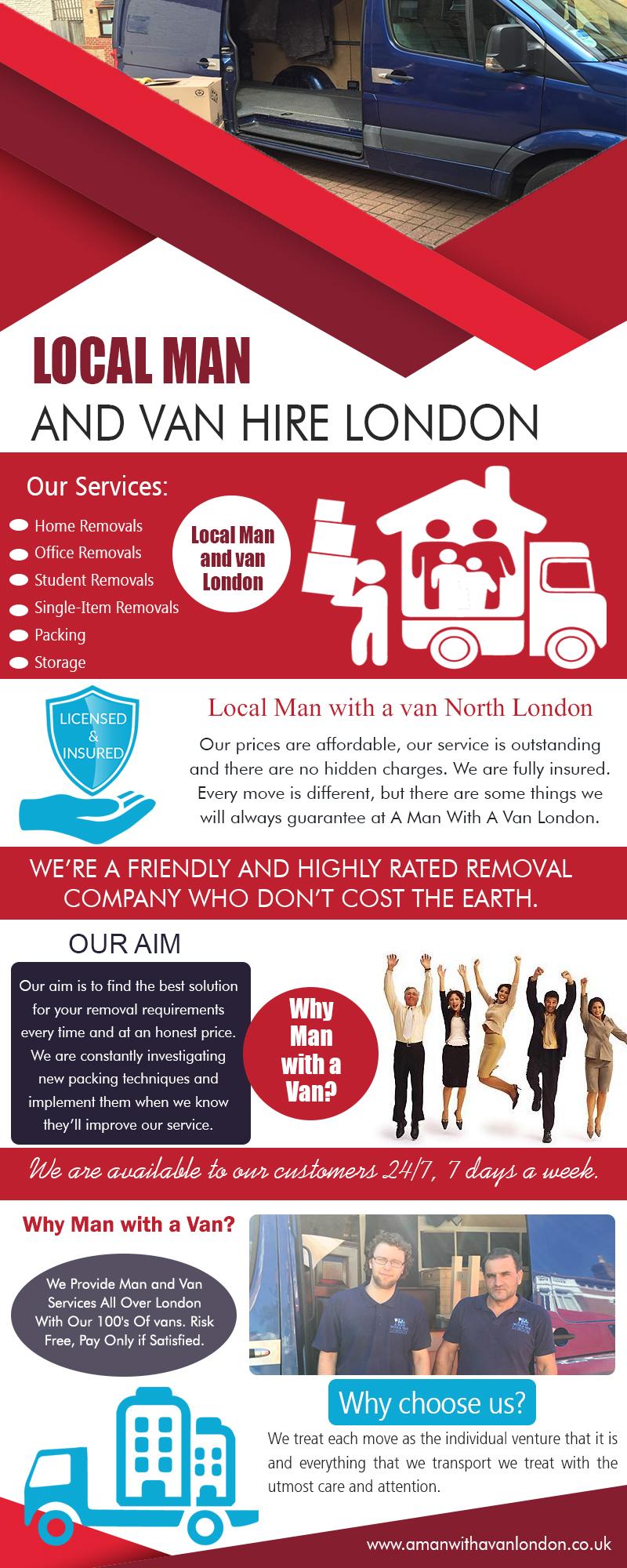 Local Man and van hire London|https://www.amanwithavanlondon.co.uk/