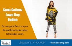 Sana Safinaz Lawn Buy Online
