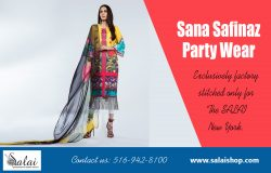 Sana Safinaz Party Wear