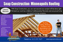 Snap Construction Minneapolis roofing
