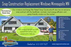 Snap Construction replacement windows minneapolis mn
