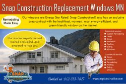 Snap Construction replacement windows mn