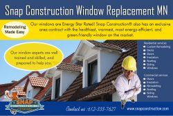 Snap Construction Window replacement MN
