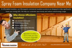 Spray Foam Insulation Company Near Me | affordableinsulationmn.com
