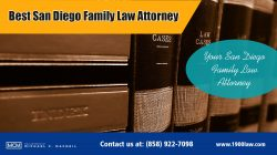 Best San Diego Family Law Attorney -858-922-7098