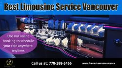 Best Limousine Service Vancouver