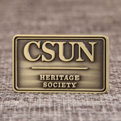 CSUN Custom Enamel Pins from GS-JJ