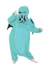 2018 New Cthulhu kigurumi costumes
