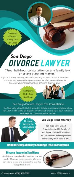 San Diego Divorce Lawyer | (858) 922-7098